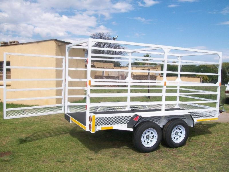 How a Good Cattle Trailer Can Help You